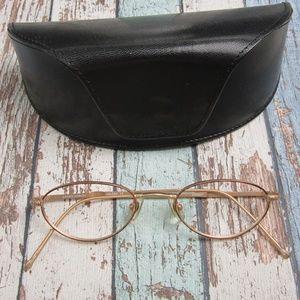 Laura Ashley Helena Giger Eyeglasses Japan/OLL328